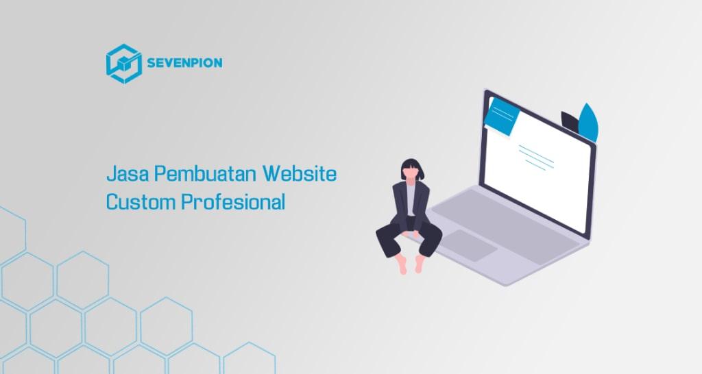 jasa buat website custom